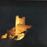 Castello di Fiamignano di notte